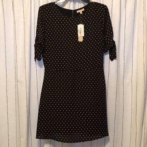 NWT Gianni Bini Black Crop Dress